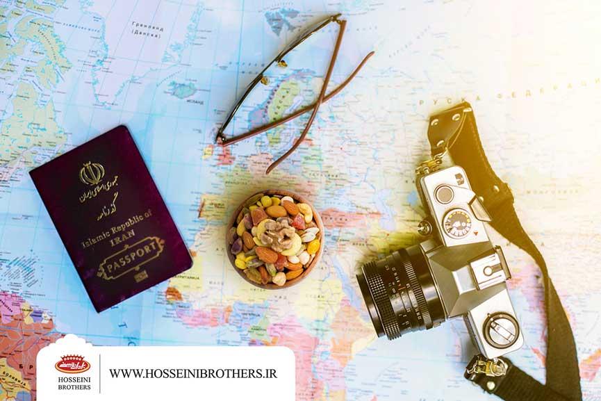 تنقلات برای انواع سفر