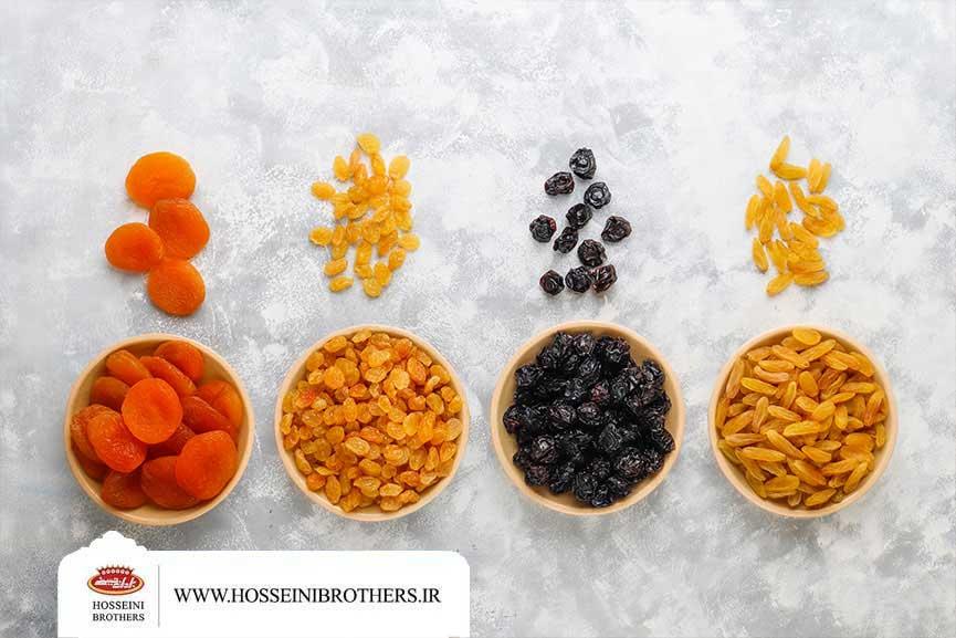 آیا میوه خشک چاق کننده است؟